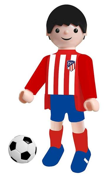 Imagen de Figura Atlético Madrid Pokeeto
