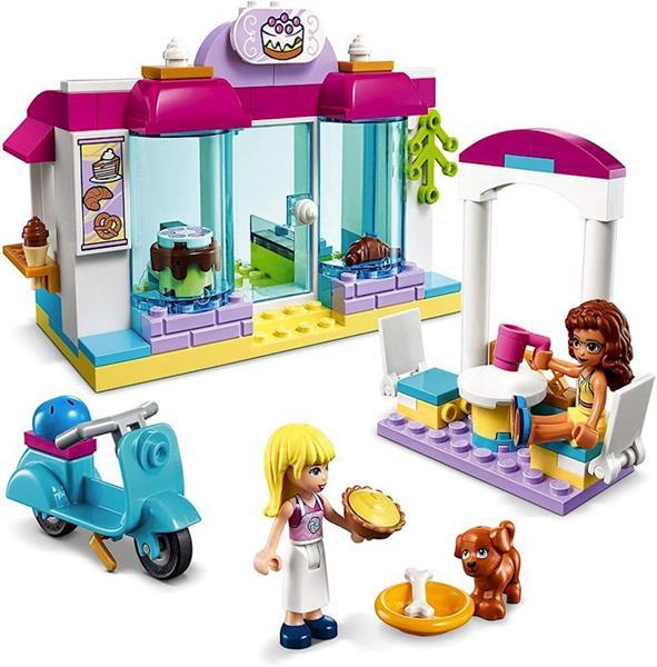 Imagen de Pastelería De Heartlake City Lego Friends