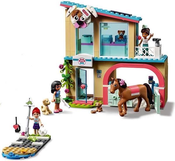 Imagen de Clinica Veterinaria De Heartlake City Lego Friends