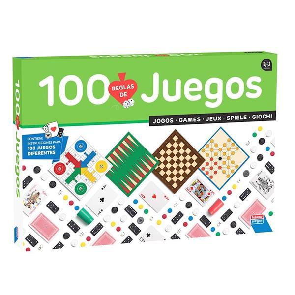 Imagen de Juego 100 Juegos Reunidos
