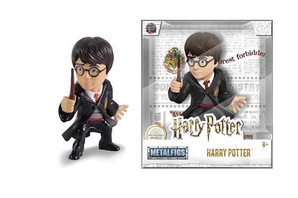 Imagen de Harry Potter Figura Metal 10 Cm