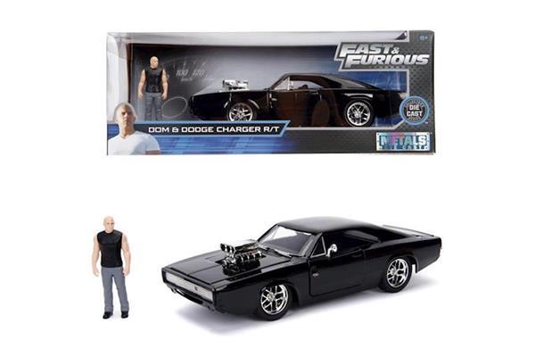 Imagen de  Fast And Furious Dodge Con Toreto