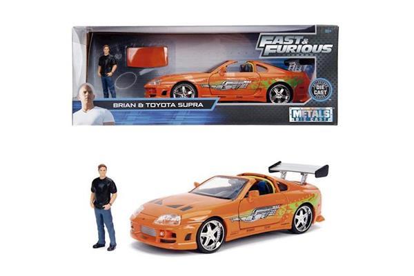Imagen de  Fast And Furious Supra Con Brian
