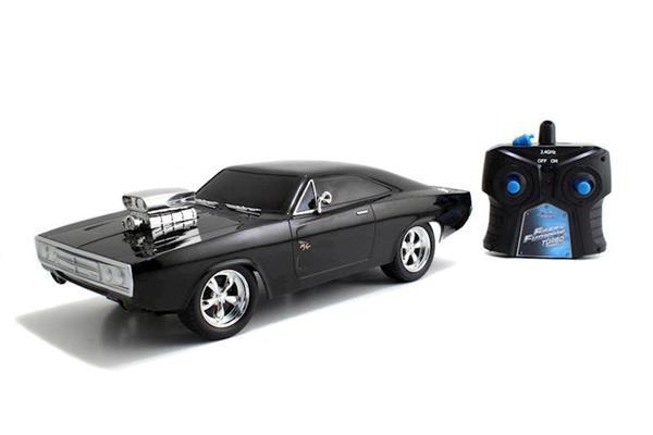 Imagen de  Fast And Furious Dodge 1970 Radio Control 1:16
