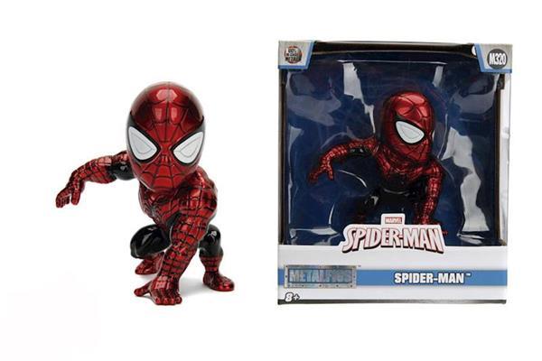 Imagen de Spiderman Figura Metal 10 Cm