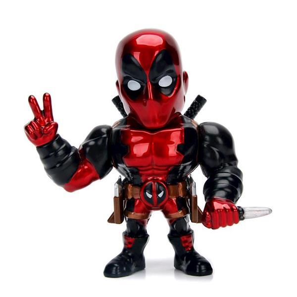 Imagen de Deadpool Figura Metal 10 Cm