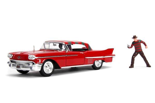 Imagen de Cadillac Pesadilla En Elm Street 1958
