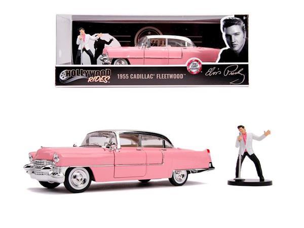Imagen de Cadillac Fleetwood 1955 Elvis Presley 1:24