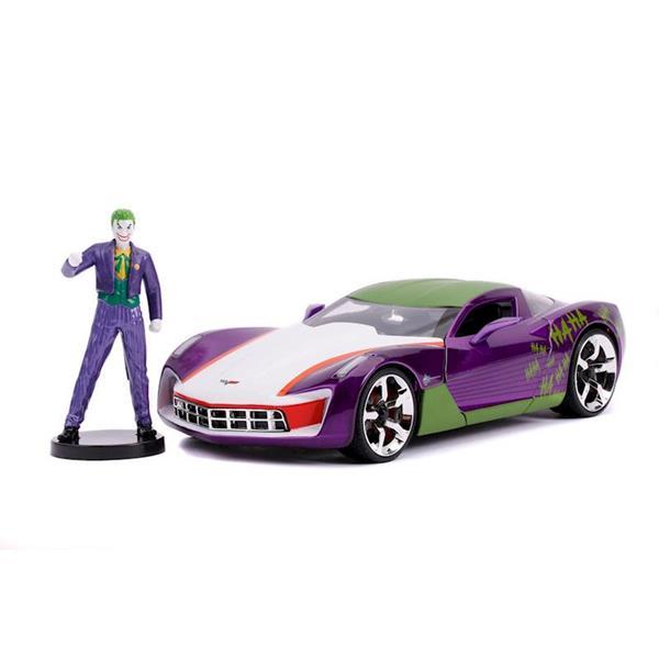 Imagen de Joker Chevy Corvette Stingray 2009
