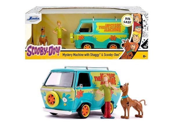 Imagen de Furgoneta Scooby Doo Mistery