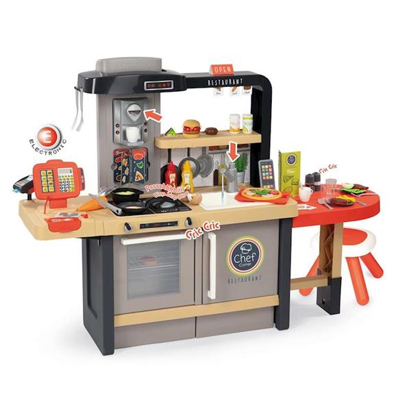 Imagen de Restaurante Infantil Chef Corner Smoby