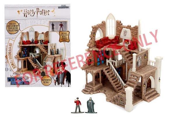 Imagen de Harry Potter Torre Griffindor 30 Cm Simba