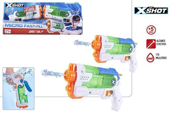 Imagen de 2 Pistolas De Agua X-Shot