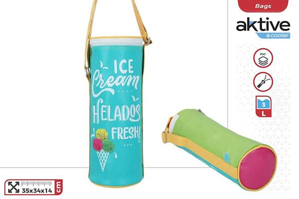 Imagen de Bolsa Térmica Botella Ice Cream 3 L