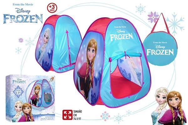 Imagen de Tienda Campaña Pop Up Frozen