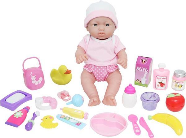 Imagen de Muñeca Newborn Niña Y Accesorios