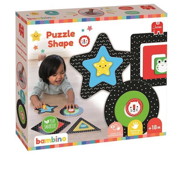 Imagen de Puzzle Formas Shape Diset