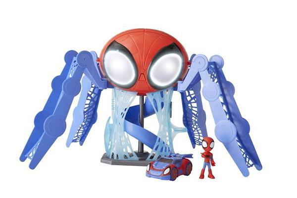 Imagen de Cuartel de Spiderman y sus Amigos
