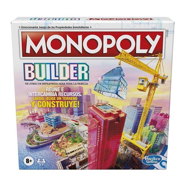 Imagen de Juego Monopoly Builder