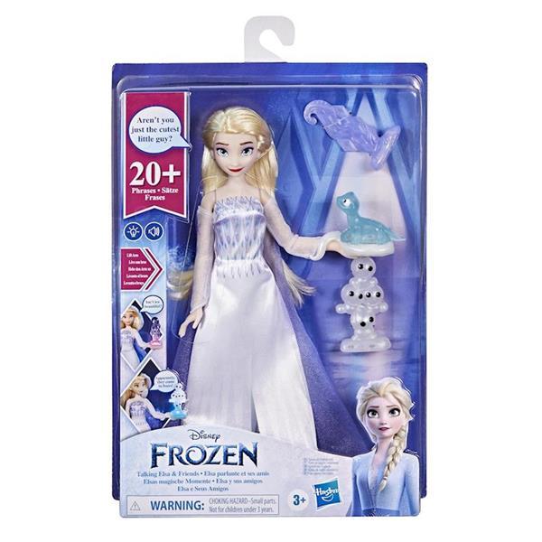 Imagen de Muñeca Elsa Frozen 2 Momentos Mágicos