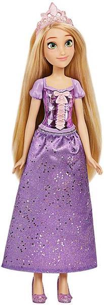 Imagen de Muñeca Princesa Brillo Real Rapunzel