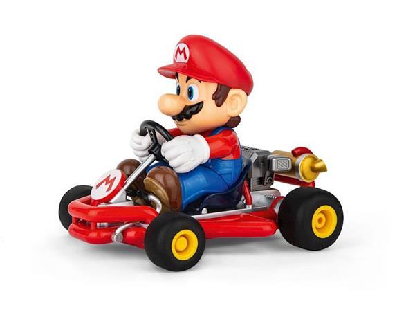 Imagen de Coche Mario Kart Pipe Cart