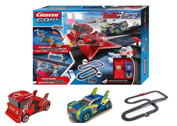 Imagen de Pista Carreras Build'n Race Racing