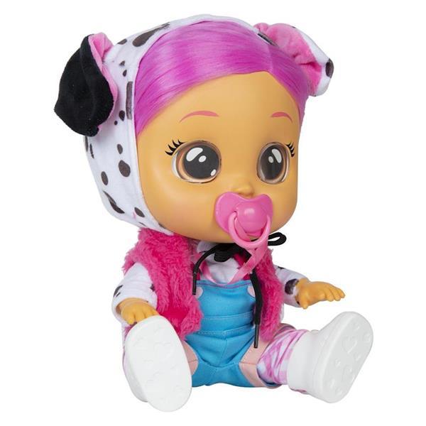 Imagen de Bebés Llorones Dotty Con Pelo
