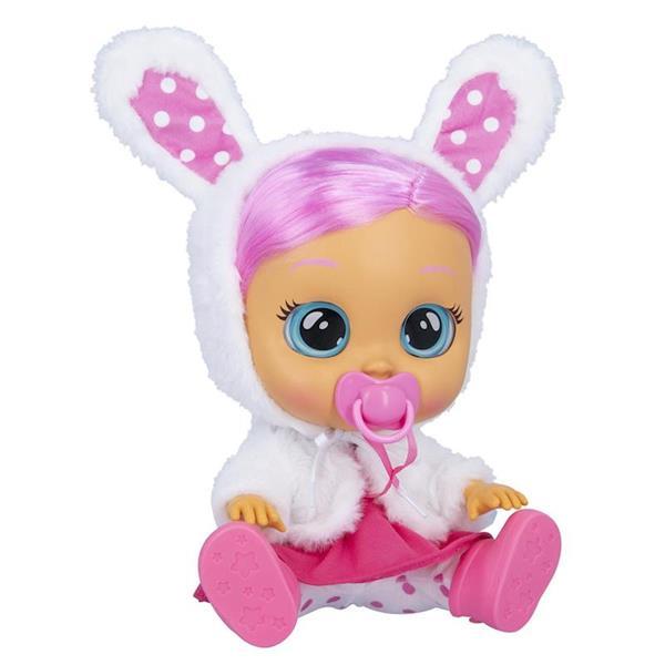 Imagen de Bebés Llorones Coney Con Pelo Rosa
