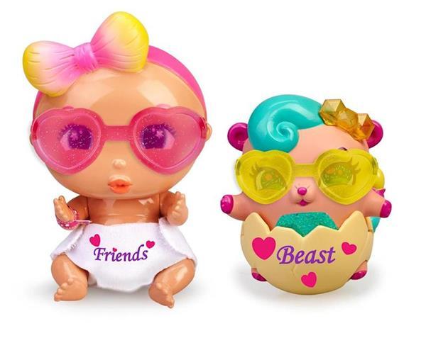 Imagen de Mini Friends Bellies Pack
