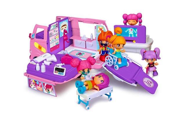 Imagen de Ambulancia De Socorro Pinypon