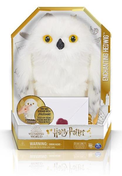 Imagen de Peluche Interactivo Hedwig de Harry Potter