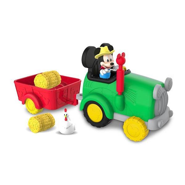 Imagen de Tractor Mickey Con Muñecos