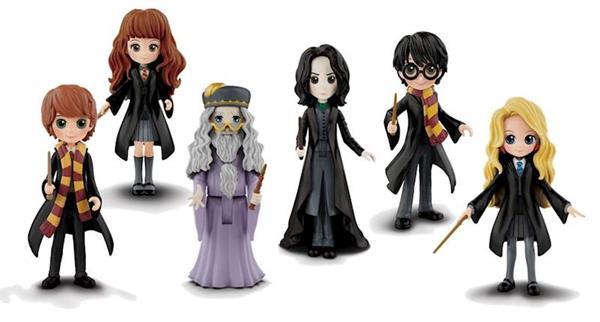 Imagen de Mini Figuras Mágicas de Harry Potter