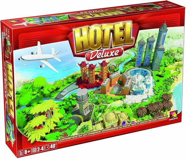 Imagen de Juego Hotel Deluxe