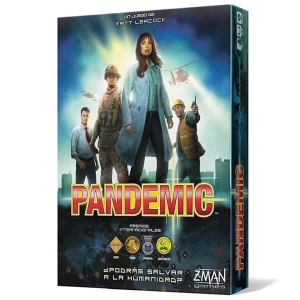 Imagen de Juego Pandemic