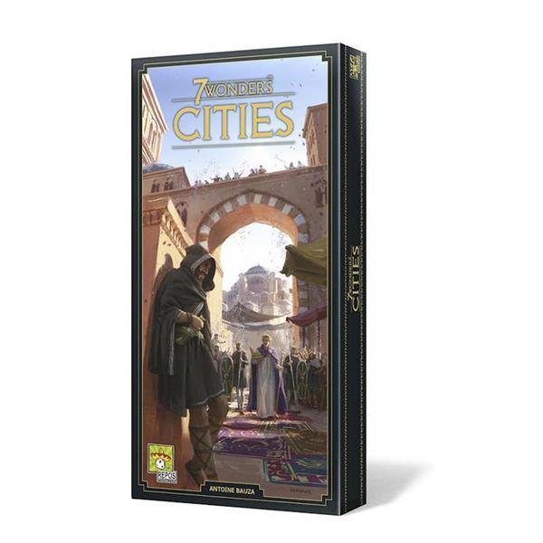Imagen de Juego 7 Wonders Cities