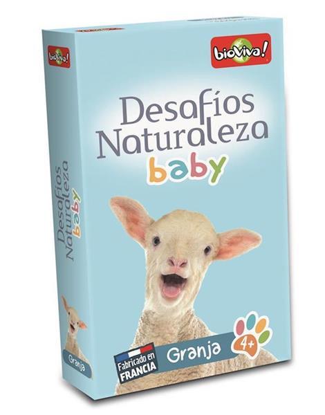 Imagen de Juego Granja Baby Desafios