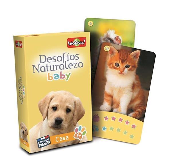 Imagen de Juego Desafio Animales Casa Baby