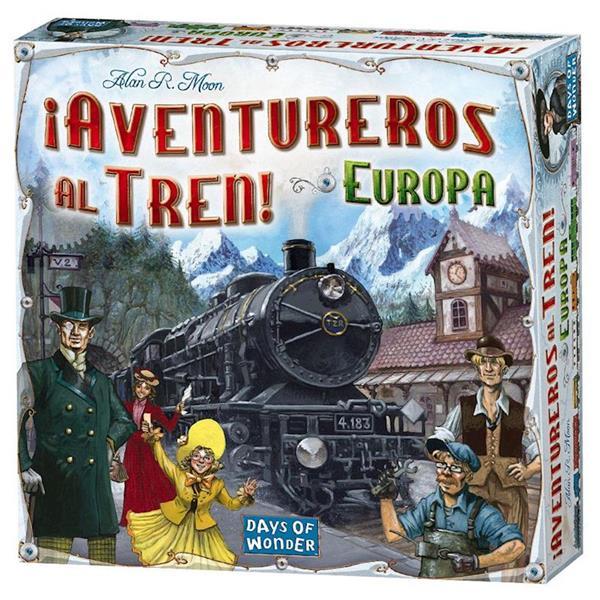 Imagen de Juego Aventuras Al Tren Europa