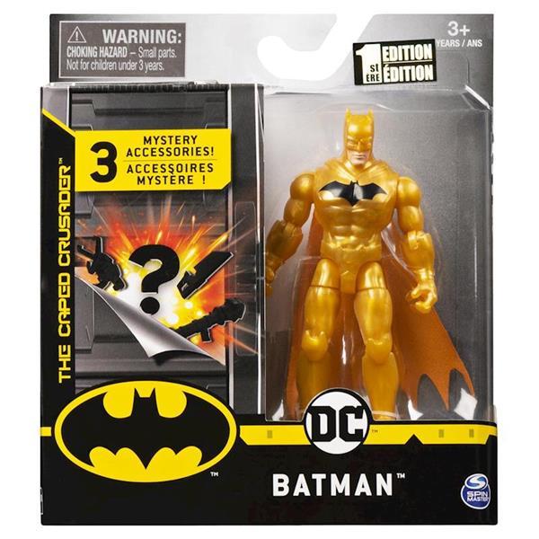 Imagen de Figura Batman 10 cm con Misión