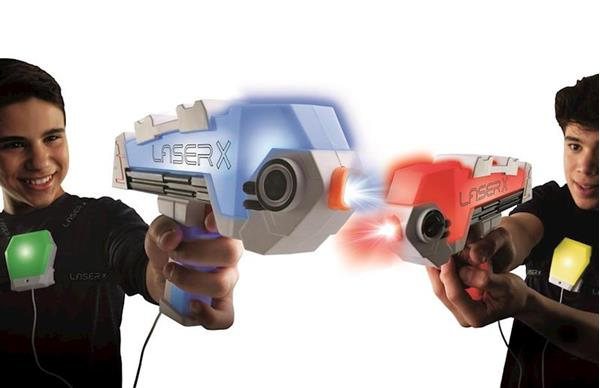 Imagen de Laser X Revolution Double Blaster