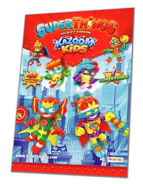 Imagen de Starterpack SuperThings Kazoom Kids