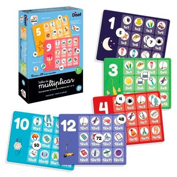 Imagen de juego educativo multiplicar