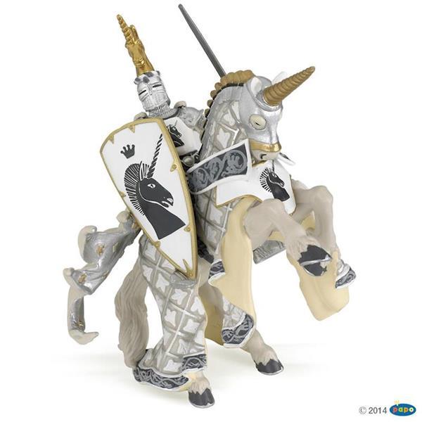 Imagen de Figura Maestro De Armas Unicornio Papo