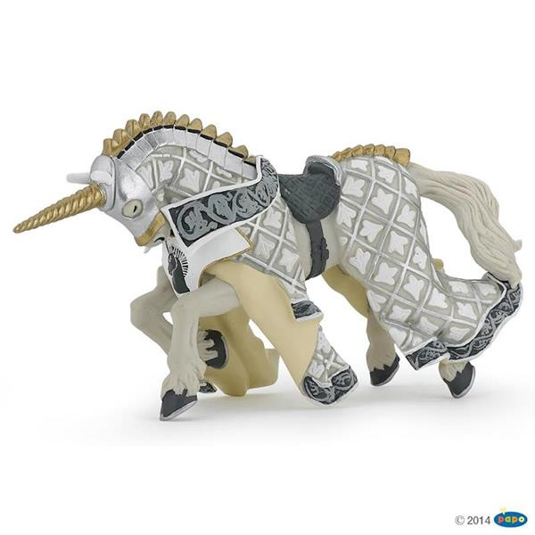 Imagen de Figura Caballo Del Maestro De Armas Unicornio Papo