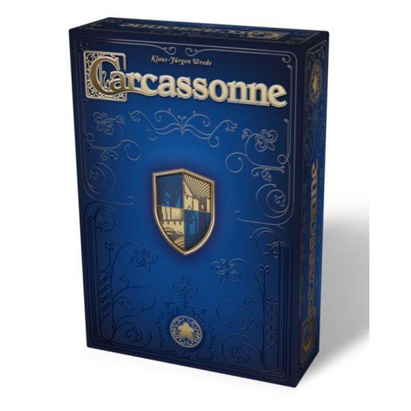 Imagen de Juego Carcassonne 20 Aniversario