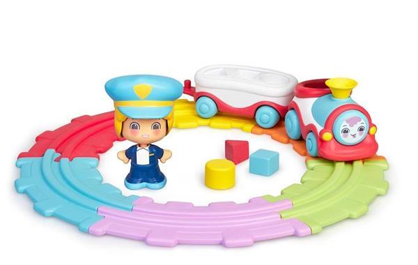 Imagen de Tren Divertido Mi Primer Pinypon