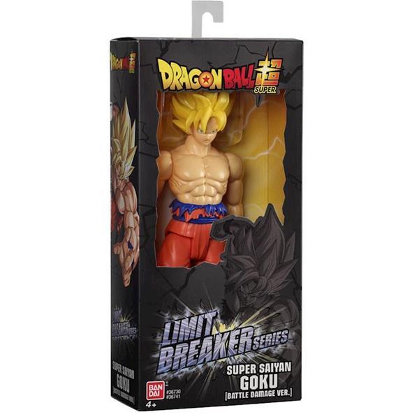 Imagen de Goku Battle Damaged Figura Dragon Ball