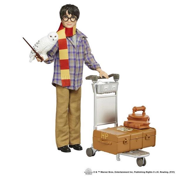 Imagen de Figura Harry Potter Viaje a Hogwarts